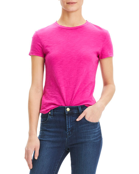 Image 1 of 1: Tiny Tee 2 Nebulous Organic Cotton Top