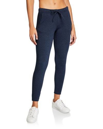French-Terry Trouser Jogger Pants