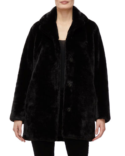 Dorene Faux-Fur Coat