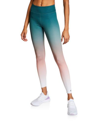 Inspiration Ombre Performance Leggings