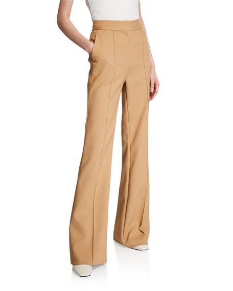 Kimberly High-Rise Wide-Leg Pants