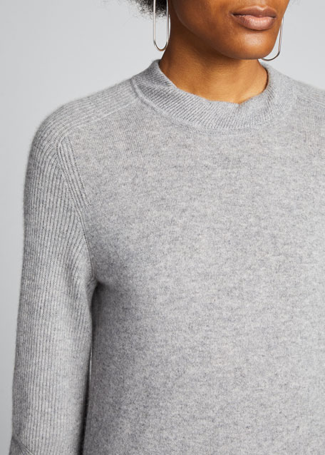 Logan Crewneck Cashmere Sweater