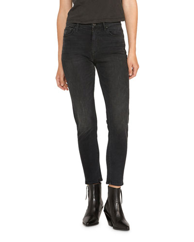 Betti High-Rise Tapered Jeans