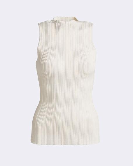 Vertical Textured Shell