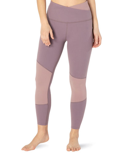 Graceland High-Waisted Midi Leggings