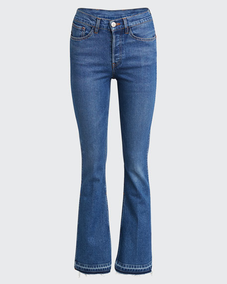 Kellie Boot-Cut Jeans