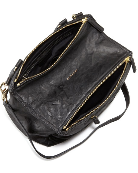 ee572ce6c917 Givenchy Pandora Medium Leather Satchel Bag