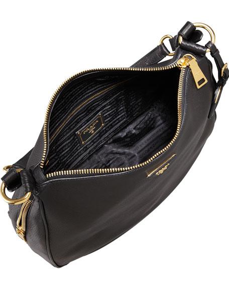 e09f4da56362 Prada Cervo Hobo Bag