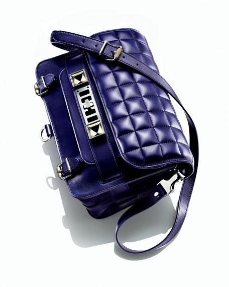 BG 111th Anniversary PS11 Classic Bag, Purple