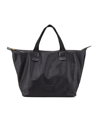 Domo Arigato Tote-a-Lot Bag, Black