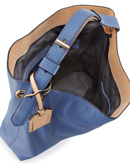 Standard Hobo Bag, Caspian