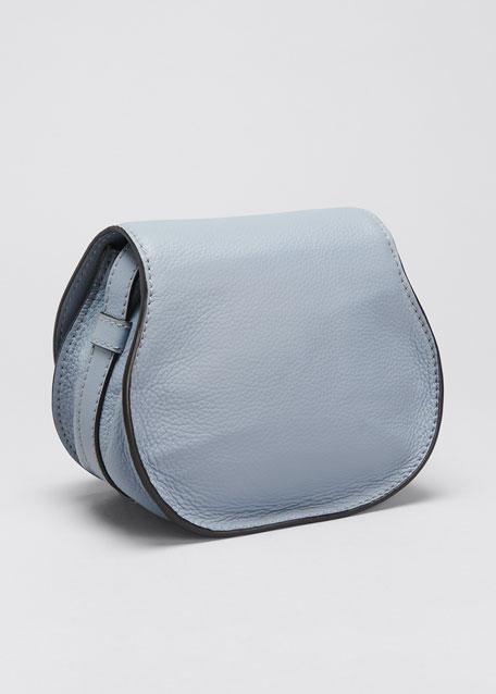 Marcie Small Leather Crossbody Bag
