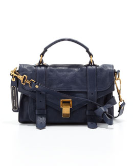 PS1 Mini Satchel Bag, Sunshine