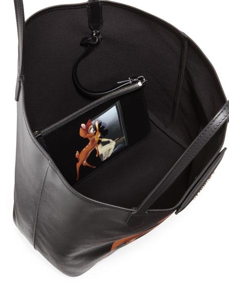 8c38277a6da2 Givenchy Antigona Medium Leather Shopping Tote