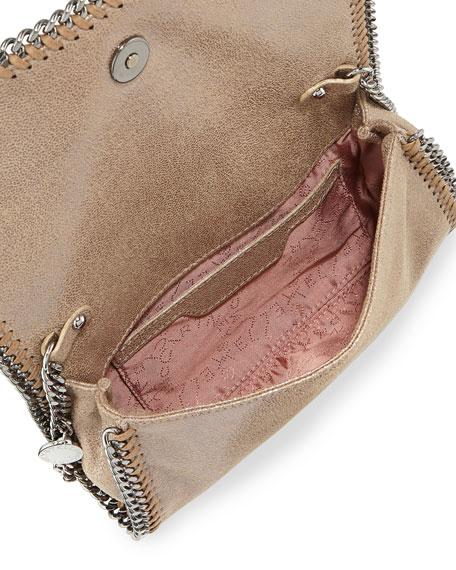 Falabella Crossbody Bag, Redwood