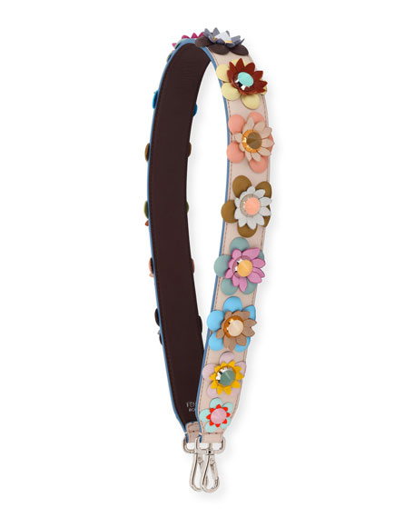 Strap You Floral Shoulder Strap for Handbag