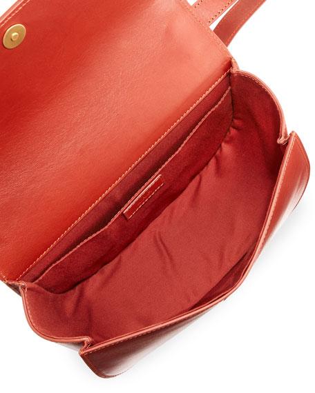 8eb9672497 A.P.C. Geneve Leather Saddle Bag