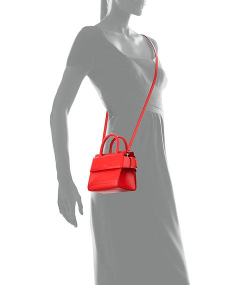 fd31581a257 Givenchy Horizon Nano Smooth Crossbody Bag, Red