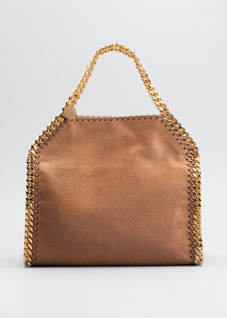 Stella McCartney Falabella Mini Tote Bag, Ruby