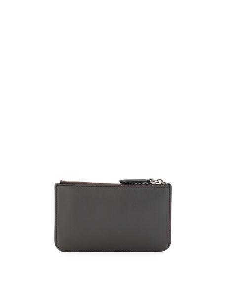 Studded Leather Key Case
