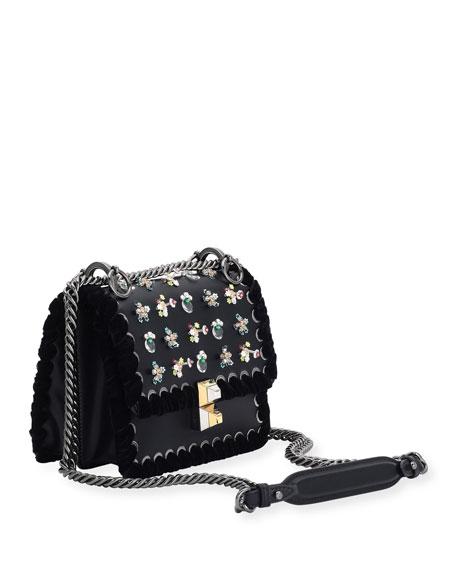 Kan I Mini Whipstitch Stones Shoulder Bag