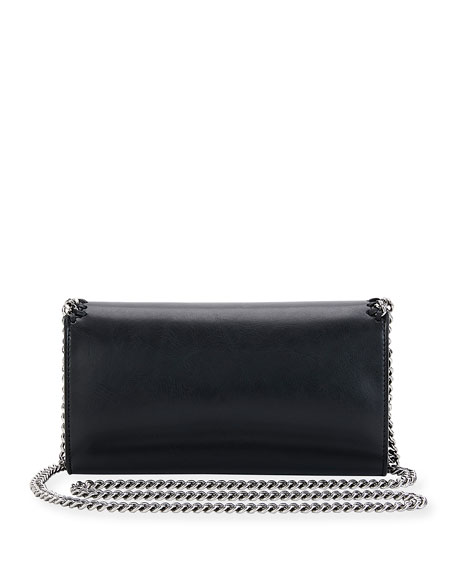 c47f8d1ae4c2 Stella McCartney Falabella Eco Alter Faux-Leather Clutch Bag