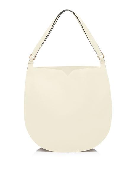 Weekend Leather Hobo Bag