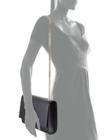 Kate Monogram Medium Chain Grain Leather Shoulder Bag