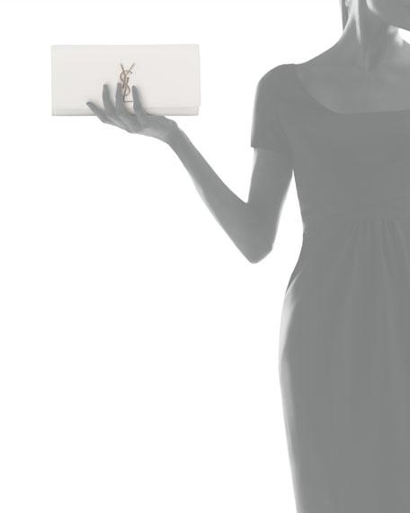 Kate Monogram Grain de Poudre Clutch Bag
