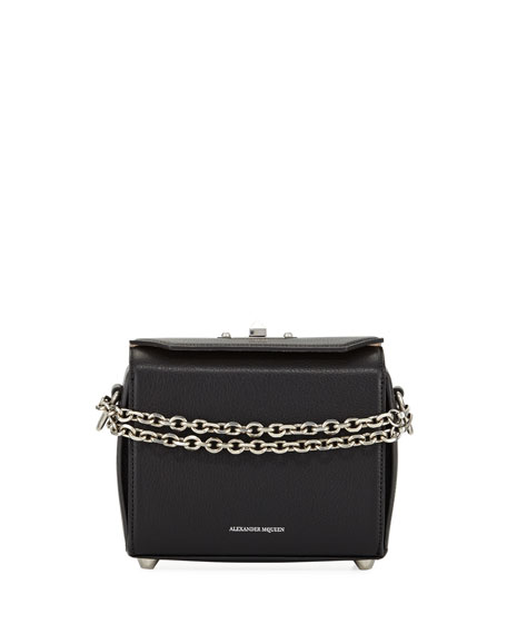 Alexander McQueen Box Bag 19 Shoulder Bag