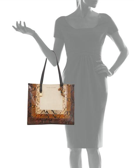The Snaked Grind EW Shopper Bag