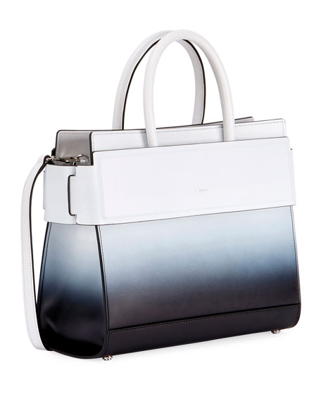 Horizon Small Gradient Spray Satchel Bag