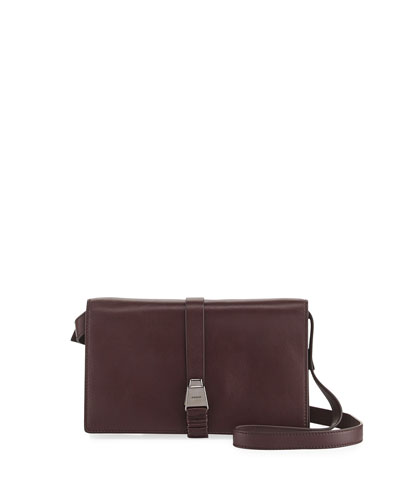 Alice Soft Leather Crossbody Bag