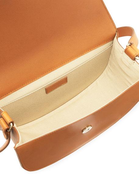 Diane Leather Saddle Bag