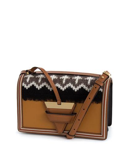 Barcelona Knit Shoulder Bag