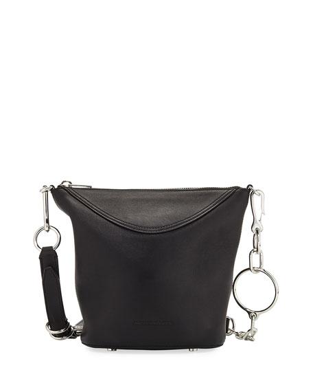 Ace Leather Crossbody Bag