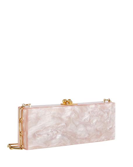 Flavia Solid Frame Clutch Bag