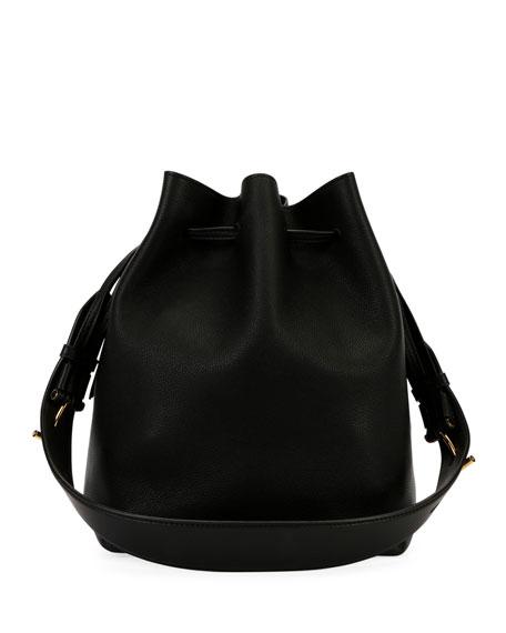 Edge Epson/Soft Calf Hobo Bag