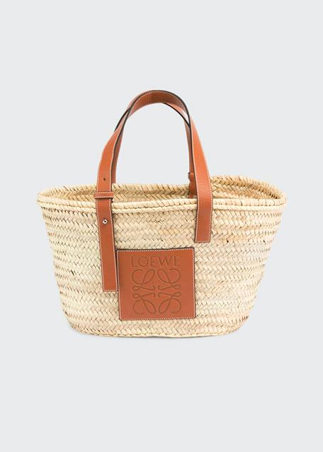 Loewe Small Raffia Basket Tote Bag abed38c6f8
