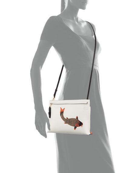 T Pouch Pesce Shoulder Bag