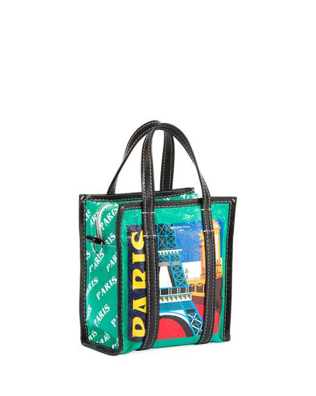 Bazar Shopper Extra-Small Tokyo-Print Tote Bag