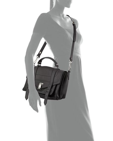 PS1+ Medium Calf Leather Satchel Bag