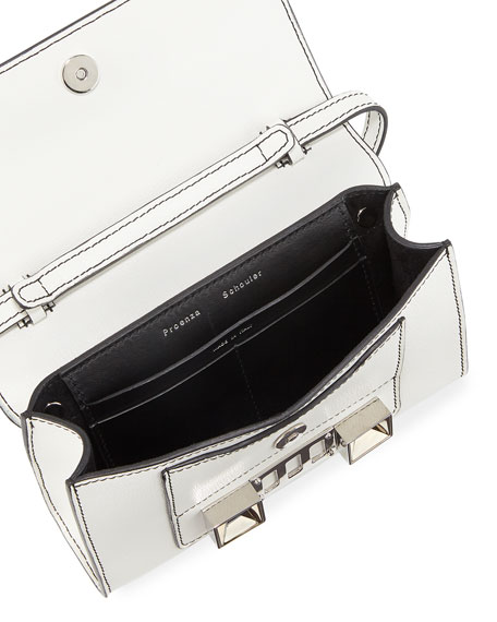 PS11 Leather Wallet-on-Strap