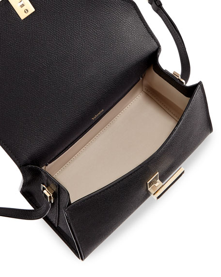 Iside Mini Leather Satchel Bag