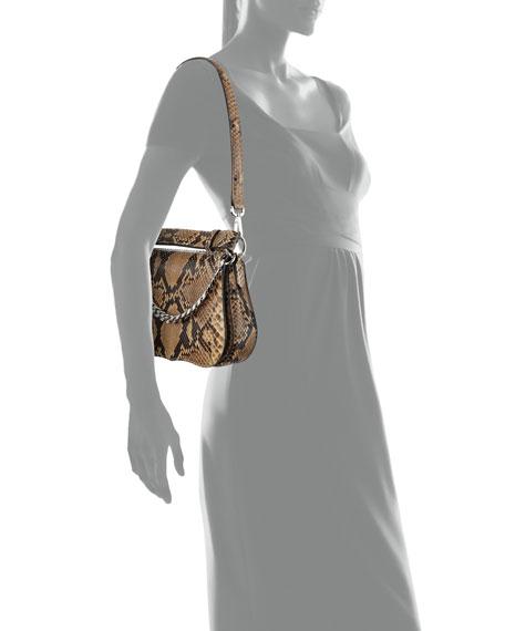 Small Python Shoulder Bag
