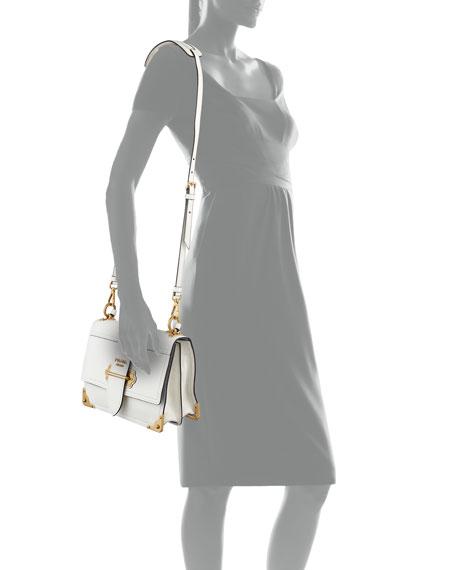 Large Grace Calf Trunk Shoulder Bag