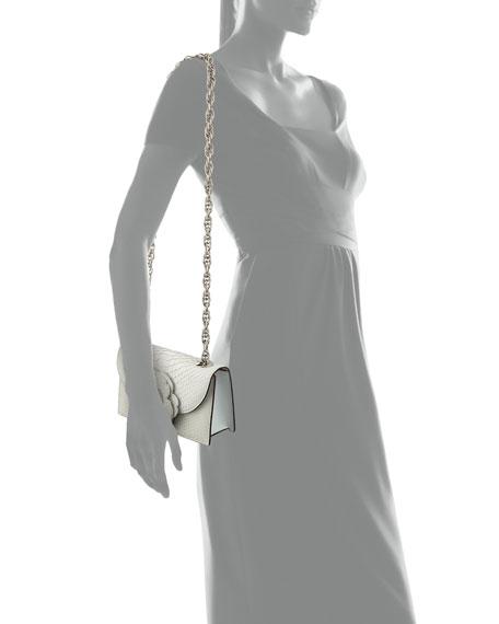 Python Trio Gardenia Crossbody Bag