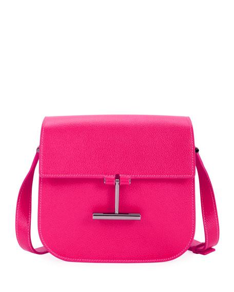 Tara Mini Leather Crossbody Bag
