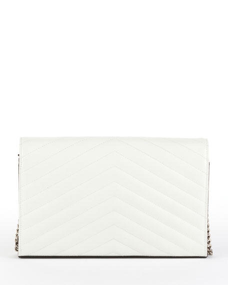 Monogram Bicolor Wallet on Chain