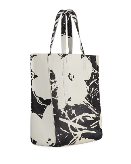 Andy Warhol Flower Soft Tote Bag